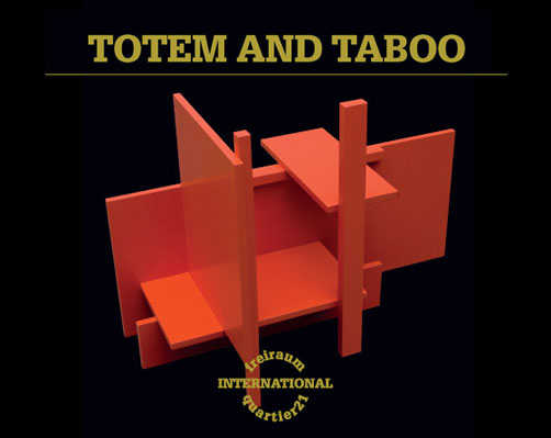 Design-Kunst-Ausstellung TOTEM AND TABOO