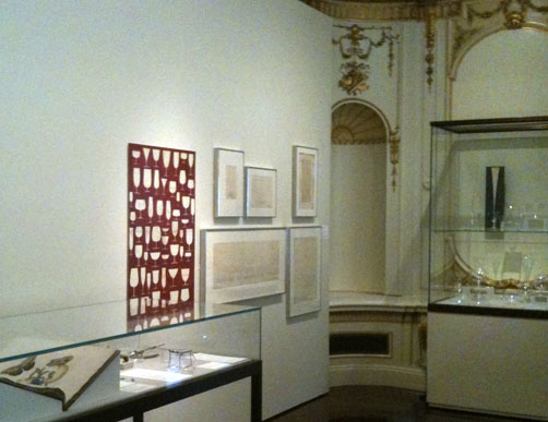 Ausstellung: Ted Muehling Selects Lobmeyr Glass from the Collection of the Cooper-Hewitt National Design Museum
